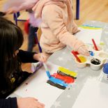 Cocoon Childcare - Children Painting