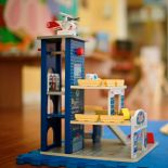 Cocoon Childcare - Wooden Toy Garage